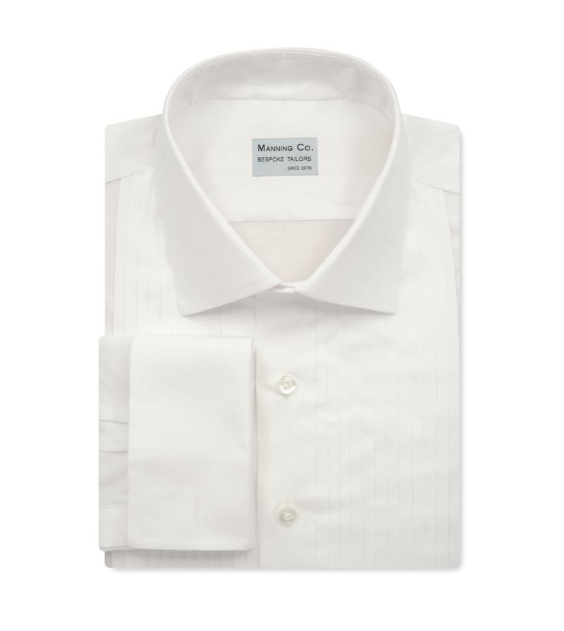 White Tuxedo Shirt 1 1