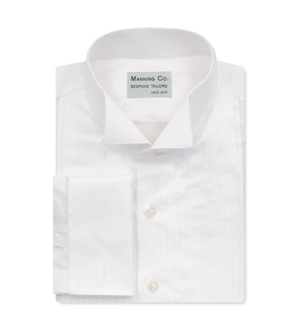 White Tuxedo Shirt 2 1