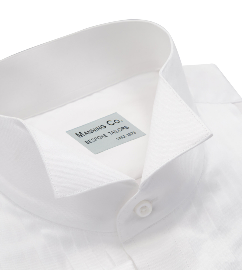 White Tuxedo Shirt 2 2